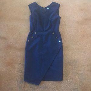 Antonio Melani navy blue dress